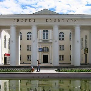 Дворцы и дома культуры Выгоничей