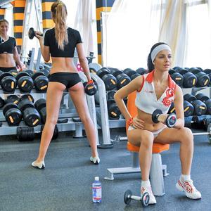 Фитнес-клубы Выгоничей