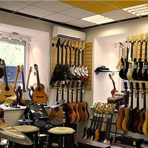 Музыкальные магазины Выгоничей