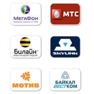 Операторы сотовой связи Выгоничей