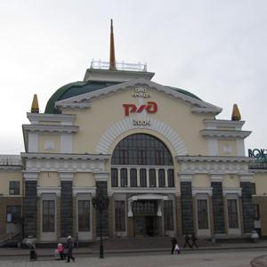 Железнодорожные вокзалы Выгоничей